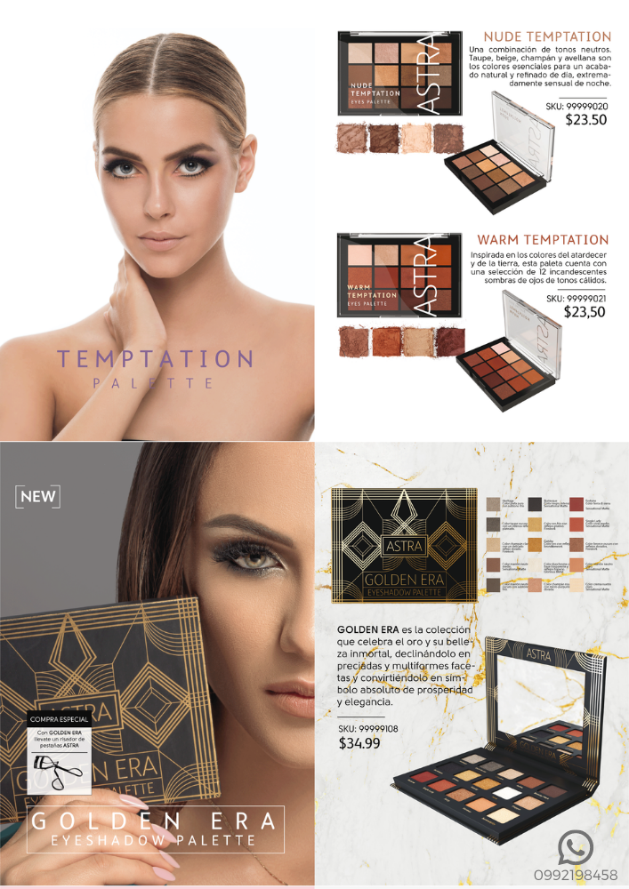 Catálogo Samy Professional Make up - Colorete